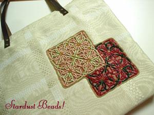 ビーズ刺繍のバッグ_1