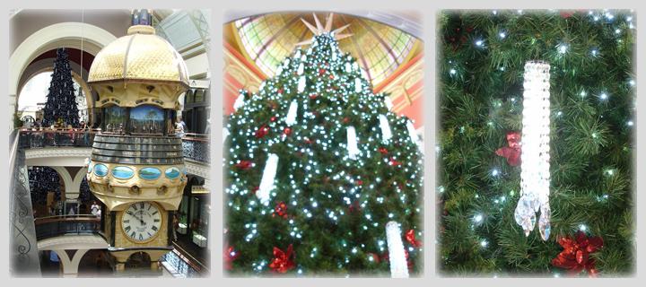 QVBのクリスマスツリー