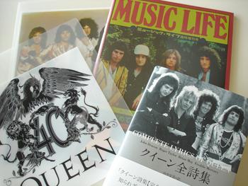 クイーン&Music Life展