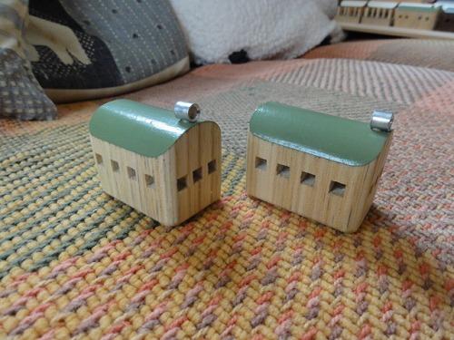 小型機関車