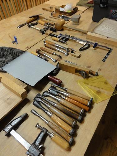 木彫り講座