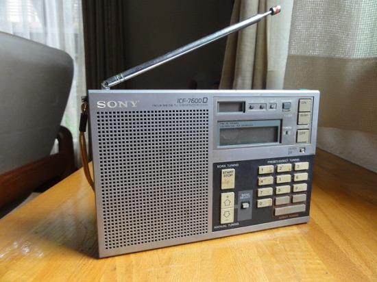 SONY ICF-7600