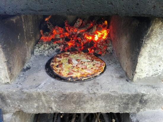 筍ピザの会