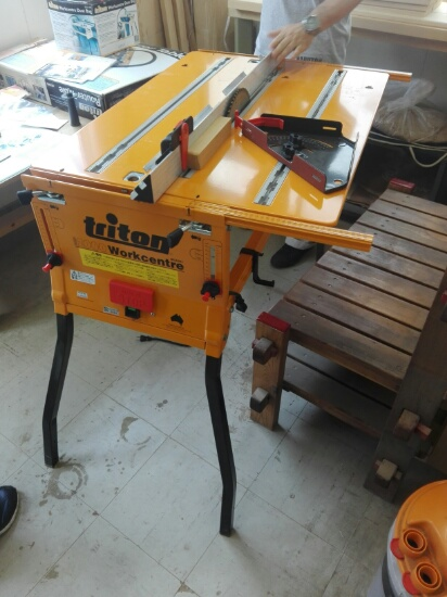 Triton 2000 Workcentre
