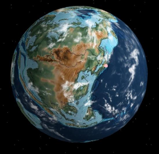 6600万年前