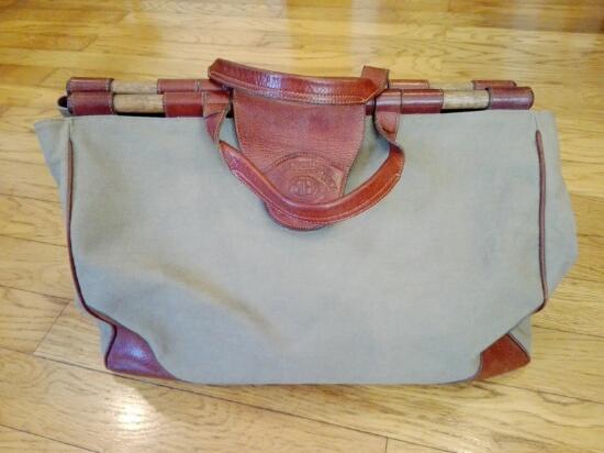 懐かしのバッグ