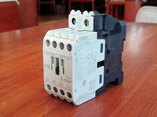 電磁開閉器