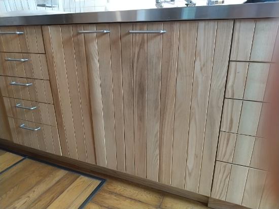 扉板の改修
