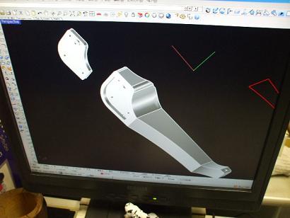 ステップ3Dモデル-2