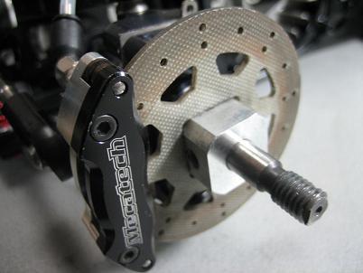 油圧式ディスクブレーキ