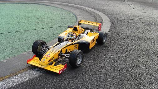 F1マシン-2