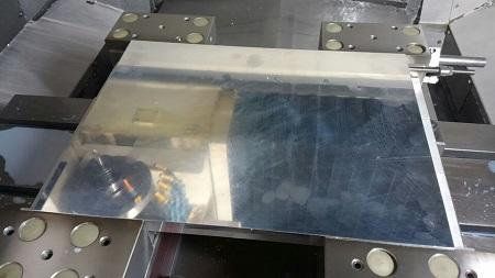 A5052第一工程開始