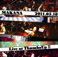 Live at ThumbsUp !!