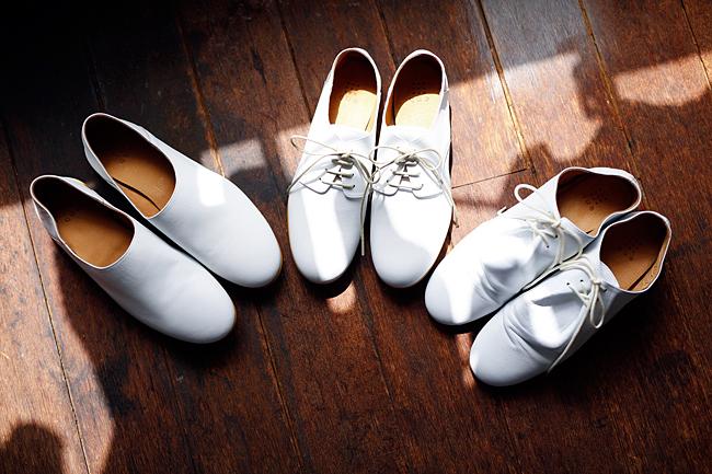 que靴の販売会