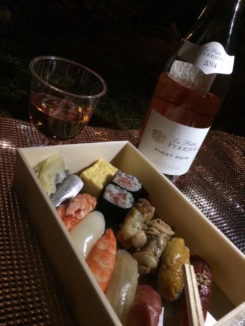 夜桜寿司2017