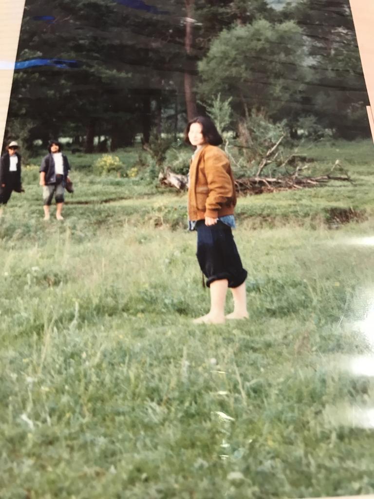 モンゴルの森