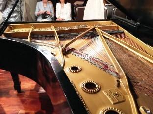 ホロビッツが愛したピアノ