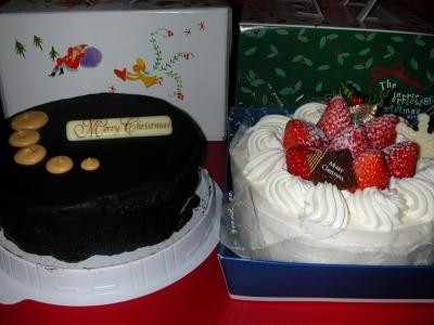 22日のお届けケーキ