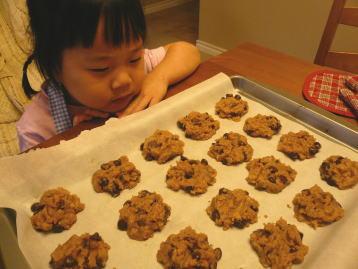 クッキー焼いてみたり
