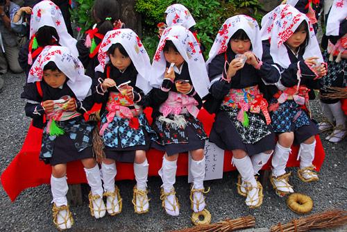 大原女祭り