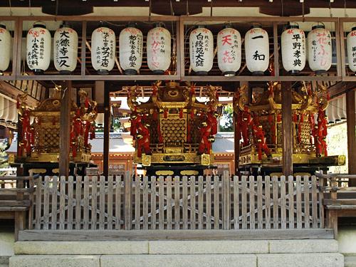 今宮神社おみこし