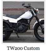 TW200 Custom