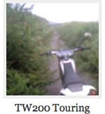 TW200 Touring