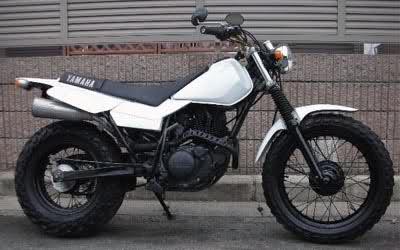 TW200 black&white