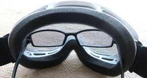 メガネが入る[SWANS 630S]