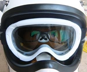リラックマ ゴーグル ヘルメット