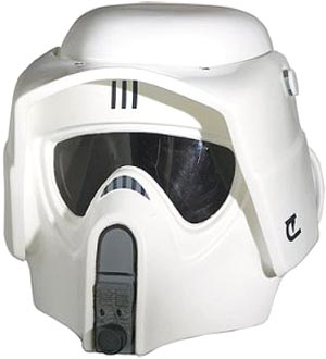 Scout Trooper Helmet - Star Wars