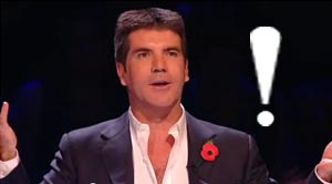 Whats Going On[Simon Cowell]