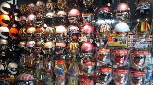 女性用ヘルメット[DAMAHOP 直営店