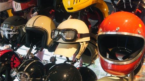 ヘルメット バンディット IV[DAMMTRAX]