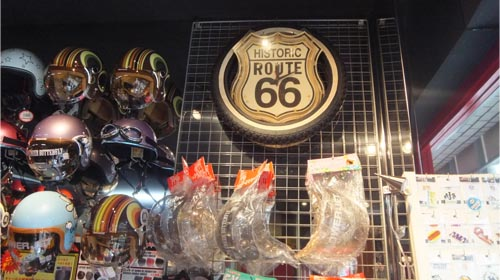 Historic Route 66タイヤ[ダムショップ]