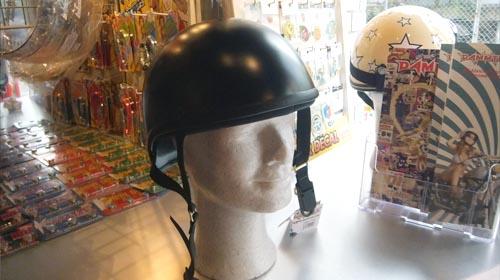 street用ヘルメット[DAMMTRAX]