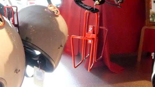 DAMSHOP ヘルメット フォルダー