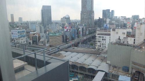 渋谷駅 渋谷セルリアンタワー