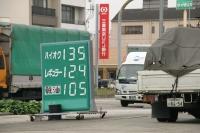 ガソリン値上げか