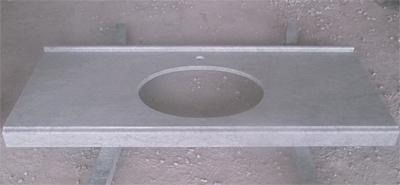 大理石の洗面台