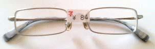 1/3 値札眼鏡