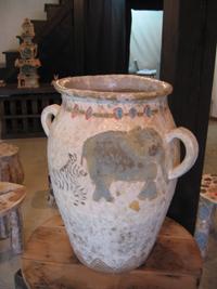 メリーゴーランドの壺1