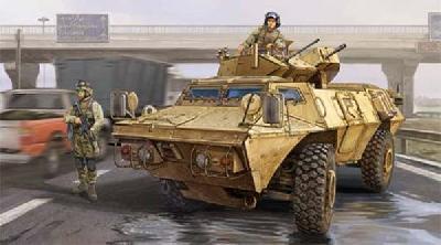 1/35 アメリカ陸軍 M1117ASV ガーディアン兵員輸送車
