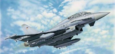 1/32 EF-2000Bユーロファイタータイフーン複座型
