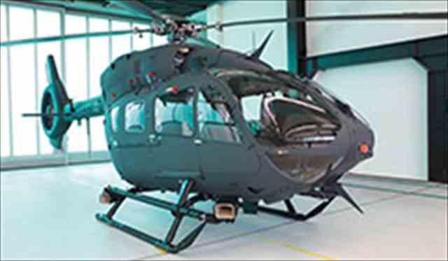1/32 H145M LUH 「KSK」ヘリコプター/レベル04948/