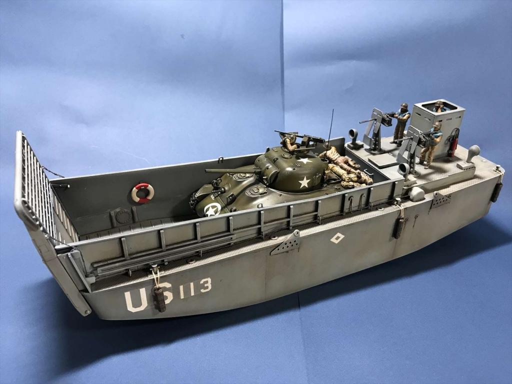 1/48 LCM-3 上陸用舟艇/ホビーボス84817/