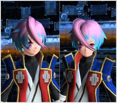 何となく4枚撮った、流し前髪エクステ(アクセサリー)さん。 位置変更は確かに出来るけれどうーんする必要あるのか謎でしたw でかい.