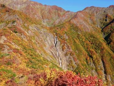 八百間の大滝1