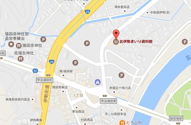 お伊勢参り資料館