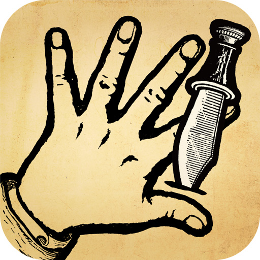 Hand Knife Trick icon